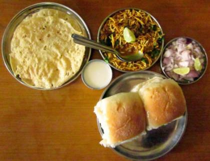 Shyam Sunder Misal Pav – Nashik