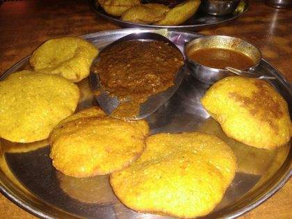 Amazing, Awesome, Mouth-watering Kombdi-vade